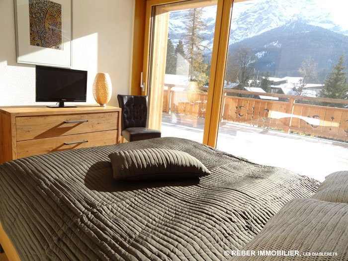 ermitage appartement apartment diablerets chambre a couche bedroom