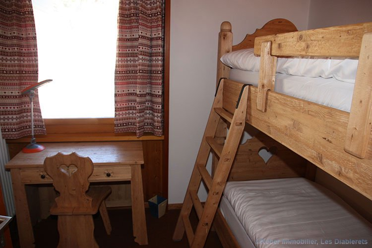 plan fromentin les diablerets chambre a coucher bedroom